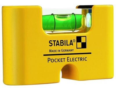 Уровень тип Pocket Electric (1гориз., точн. 1мм/м) STABILA 17775
